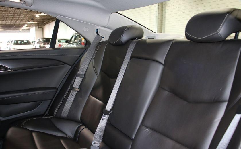 2014 Cadillac ATS AWD 2.0 TURBO AUTO A/C CUIR MAGS #21