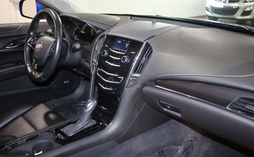 2014 Cadillac ATS AWD 2.0 TURBO AUTO A/C CUIR MAGS #23