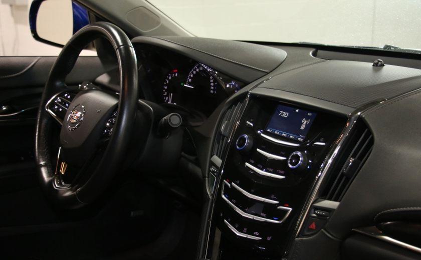 2014 Cadillac ATS AWD 2.0 TURBO AUTO A/C CUIR MAGS #24