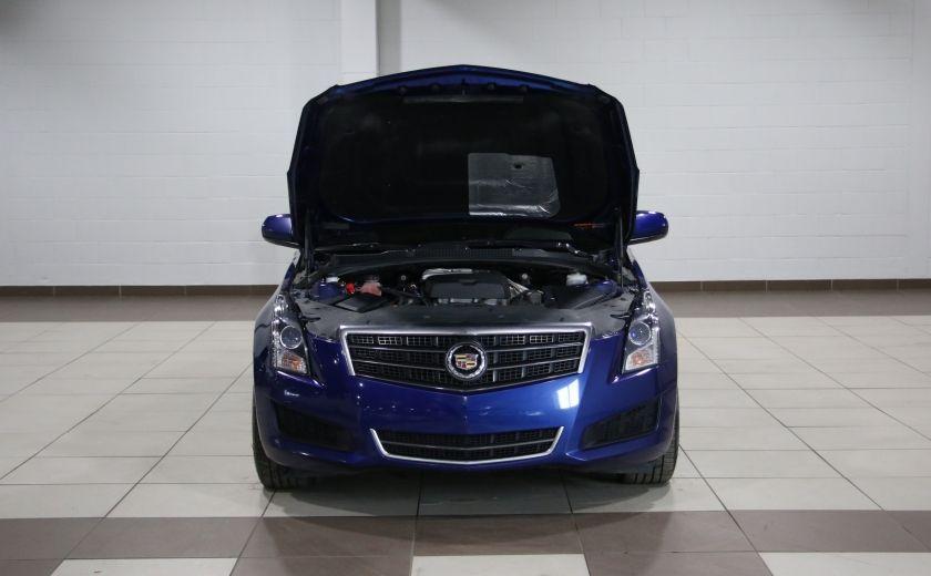 2014 Cadillac ATS AWD 2.0 TURBO AUTO A/C CUIR MAGS #27