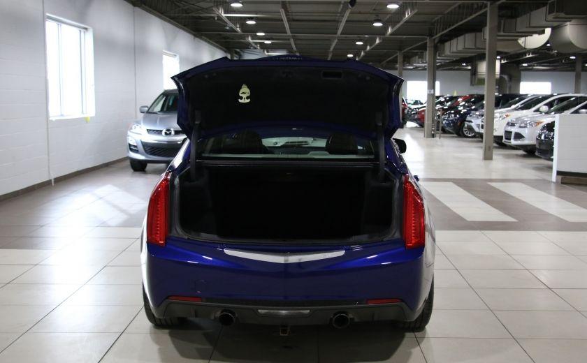 2014 Cadillac ATS AWD 2.0 TURBO AUTO A/C CUIR MAGS #28