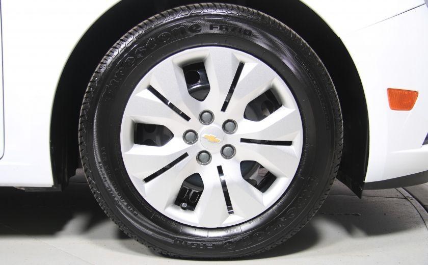 2014 Chevrolet Cruze LT TURBO AUTO A/C GR ELECT BLUETHOOT #25