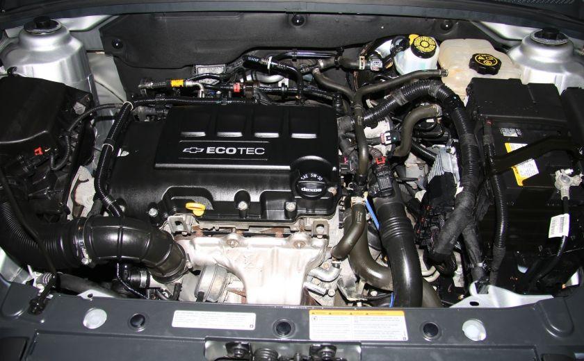 2014 Chevrolet Cruze LT TURBO AUTO A/C GR ELECT BLUETHOOT #23