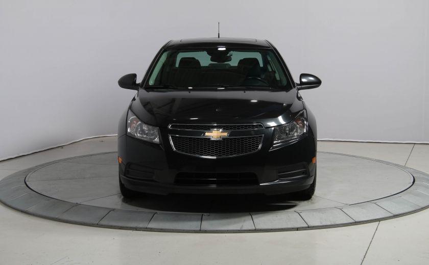 2014 Chevrolet Cruze LT TURBO A/C GR ELECT TOIT CAMERA RECUL #1