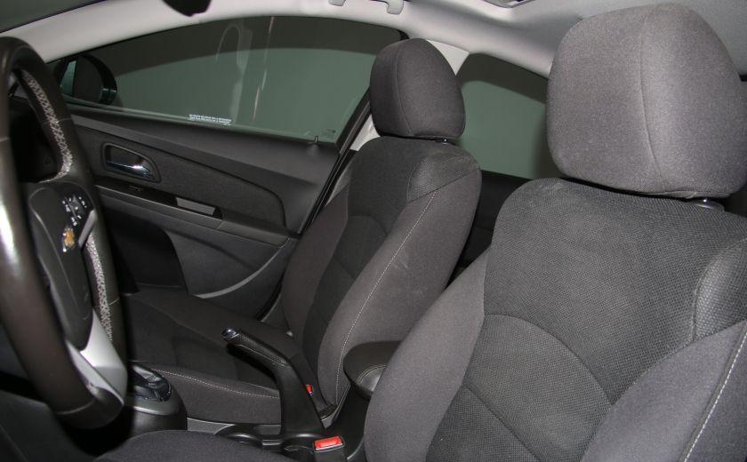 2014 Chevrolet Cruze LT TURBO A/C GR ELECT TOIT CAMERA RECUL #9