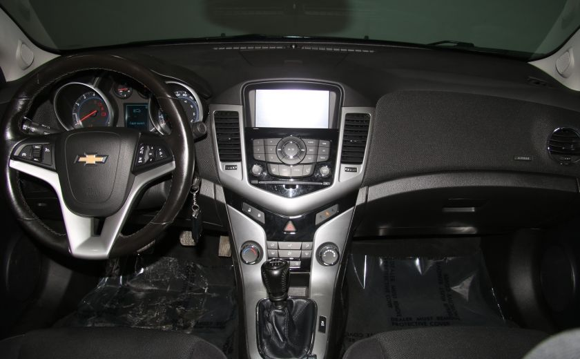 2014 Chevrolet Cruze LT TURBO A/C GR ELECT TOIT CAMERA RECUL #12