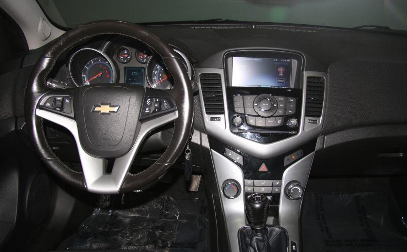 2014 Chevrolet Cruze LT TURBO A/C GR ELECT TOIT CAMERA RECUL #13