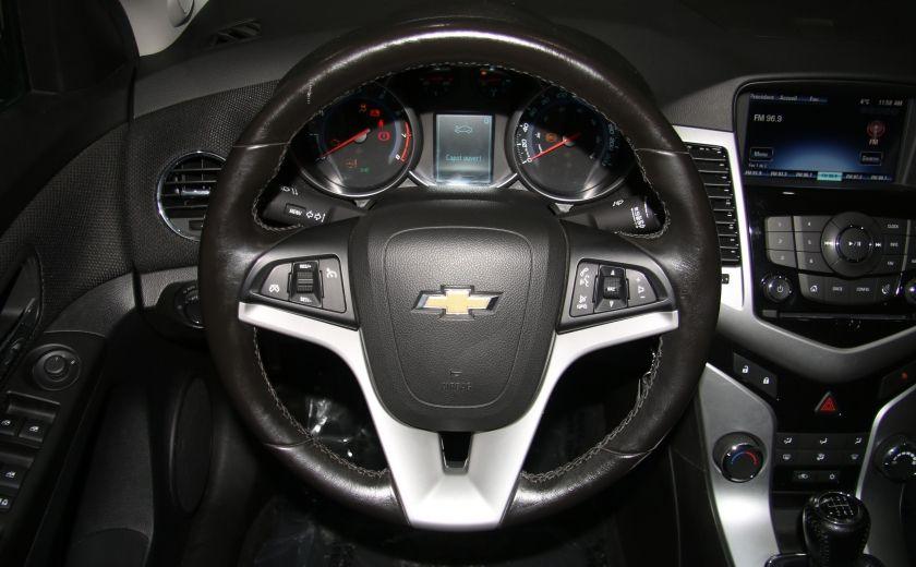 2014 Chevrolet Cruze LT TURBO A/C GR ELECT TOIT CAMERA RECUL #14