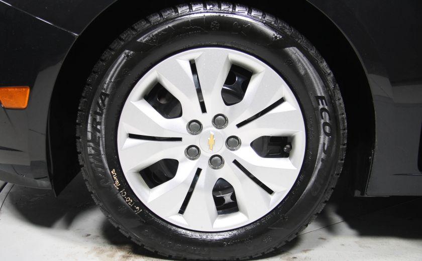 2014 Chevrolet Cruze LT TURBO A/C GR ELECT TOIT CAMERA RECUL #27