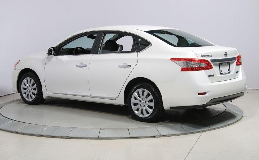 2013 Nissan Sentra AUTO A/C GR ELECT BLUETHOOT #4