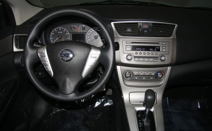 2013 Nissan Sentra AUTO A/C GR ELECT BLUETHOOT #11