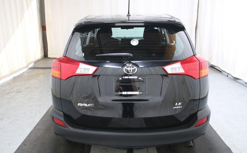 2014 Toyota Rav 4 LE AWD AUTO A/C GR ELECT BLUETOOTH #4