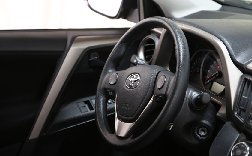 2014 Toyota Rav 4 LE AWD AUTO A/C GR ELECT BLUETOOTH #17
