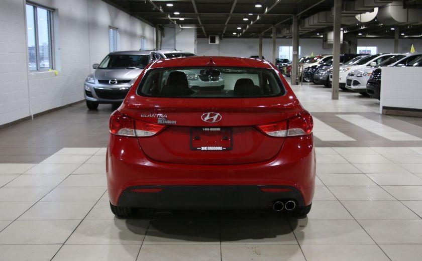 2013 Hyundai Elantra GLS AUTO A/C TOIT MAGS BLUETOOTH #5