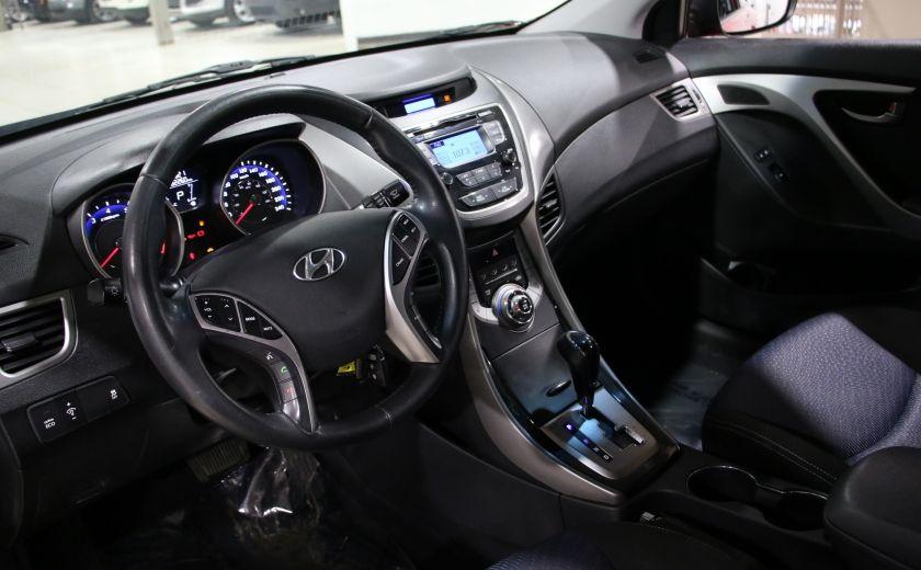 2013 Hyundai Elantra GLS AUTO A/C TOIT MAGS BLUETOOTH #9