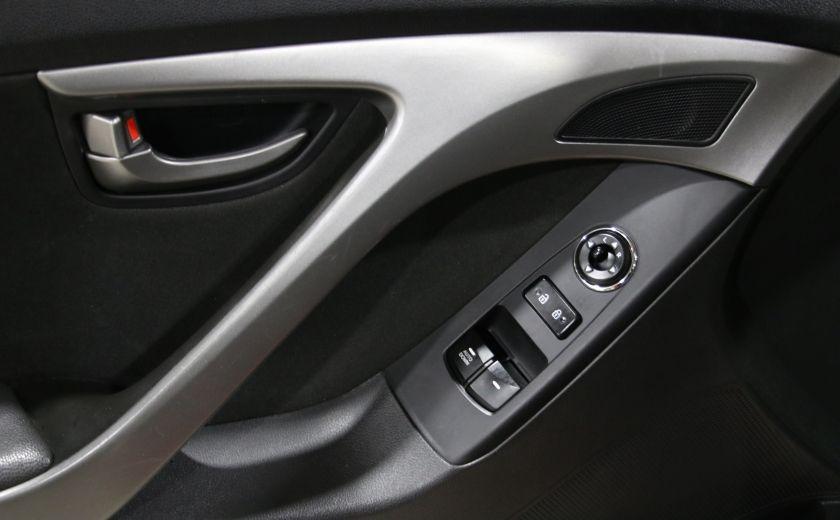 2013 Hyundai Elantra GLS AUTO A/C TOIT MAGS BLUETOOTH #10
