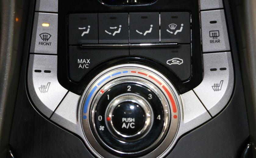 2013 Hyundai Elantra GLS AUTO A/C TOIT MAGS BLUETOOTH #17