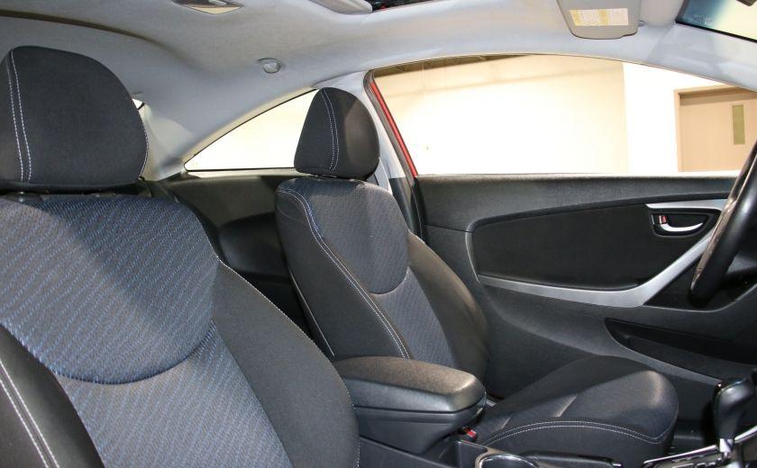 2013 Hyundai Elantra GLS AUTO A/C TOIT MAGS BLUETOOTH #18