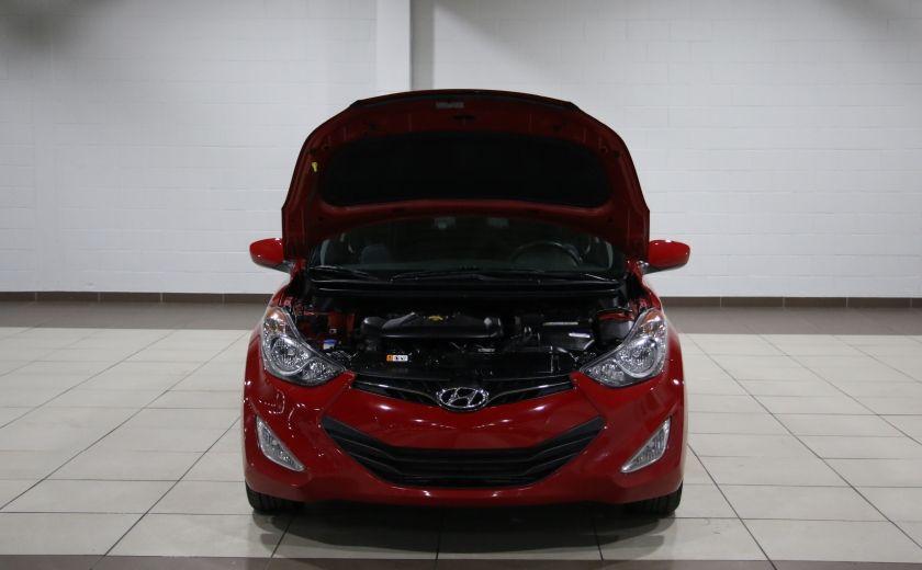 2013 Hyundai Elantra GLS AUTO A/C TOIT MAGS BLUETOOTH #20