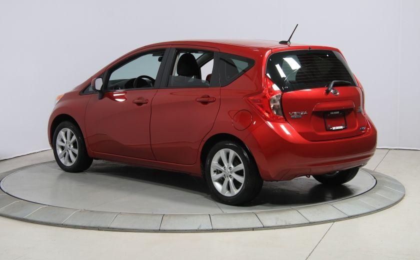 2014 Nissan Versa SL A/C GR ELECT MAGS BLUETOOTH #4