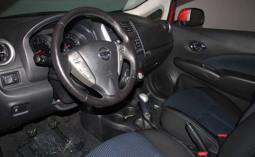 2014 Nissan Versa SL A/C GR ELECT MAGS BLUETOOTH #8