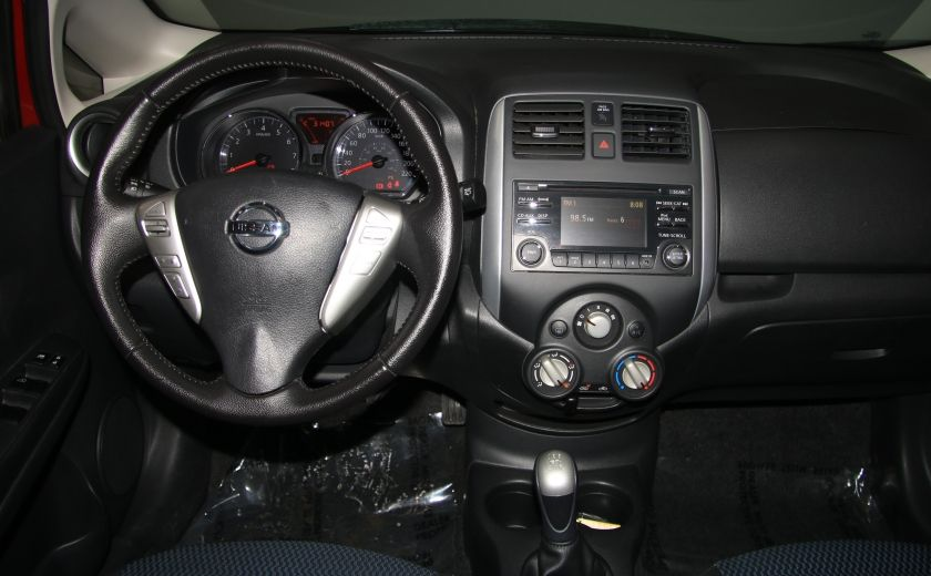 2014 Nissan Versa SL A/C GR ELECT MAGS BLUETOOTH #12