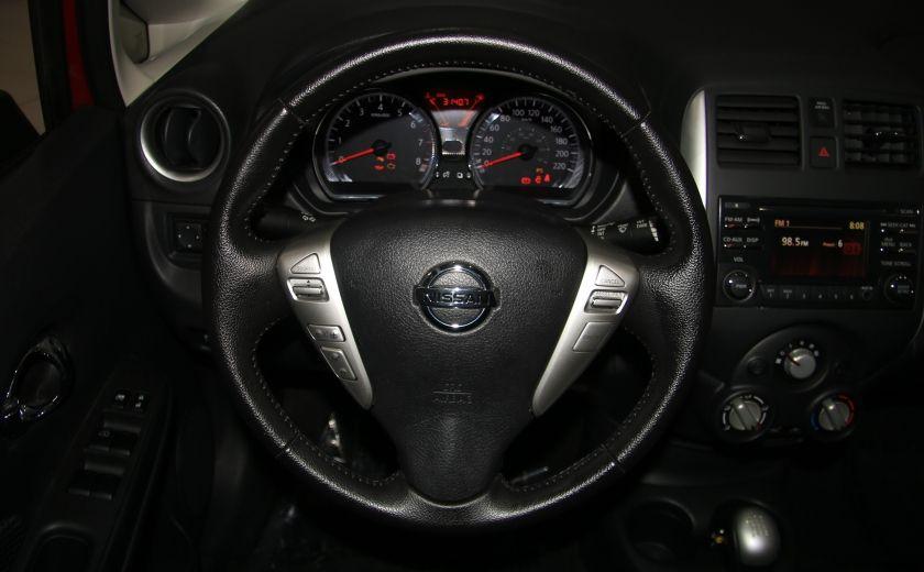 2014 Nissan Versa SL A/C GR ELECT MAGS BLUETOOTH #13