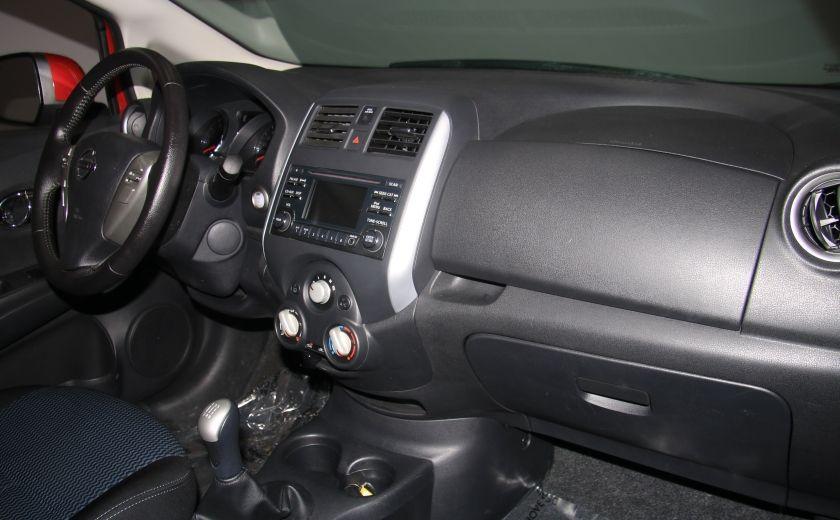 2014 Nissan Versa SL A/C GR ELECT MAGS BLUETOOTH #21