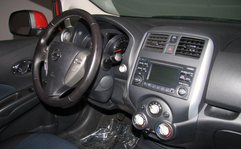 2014 Nissan Versa SL A/C GR ELECT MAGS BLUETOOTH #22