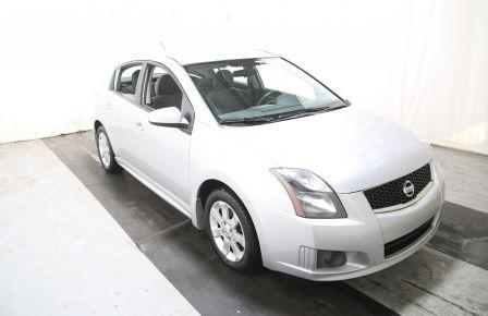 2012 Nissan Sentra 2.0 SR AUTO A/C GR ELECT MAGS BLUETOOTH #0