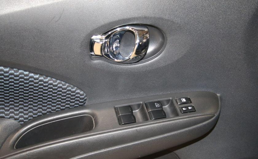 2014 Nissan Versa SL AUTO A/C BLUETOOTH BANCS CHAUFFANTS #11