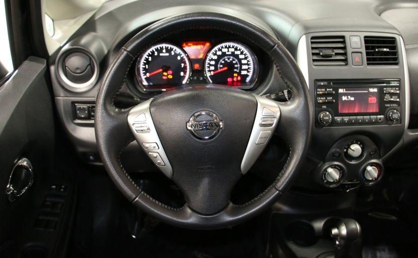 2014 Nissan Versa SL AUTO A/C BLUETOOTH BANCS CHAUFFANTS #15