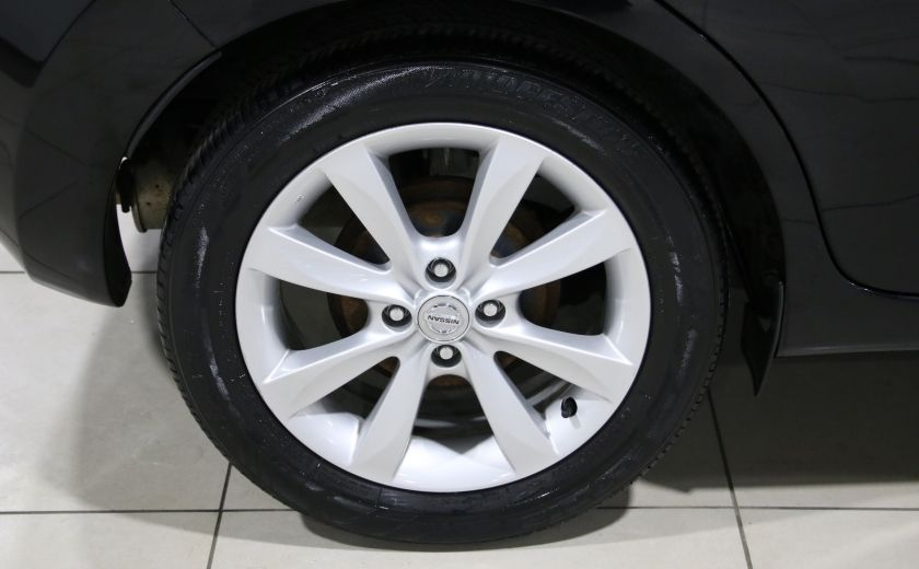 2014 Nissan Versa SL AUTO A/C BLUETOOTH BANCS CHAUFFANTS #30