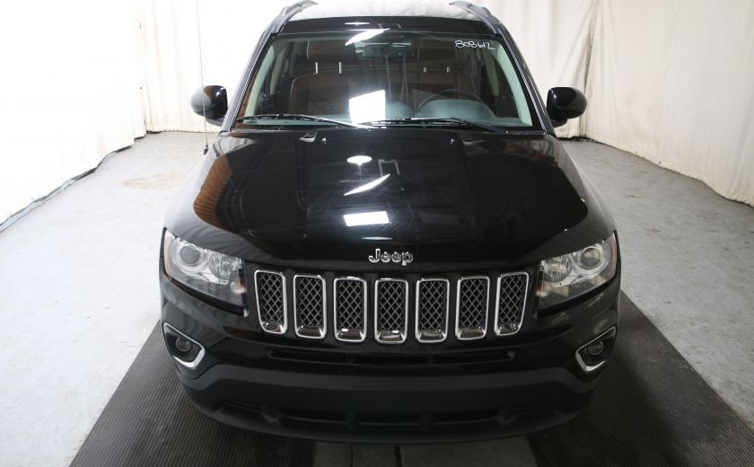 2015 Jeep Compass Limited AUTO CUIR MAGS #1