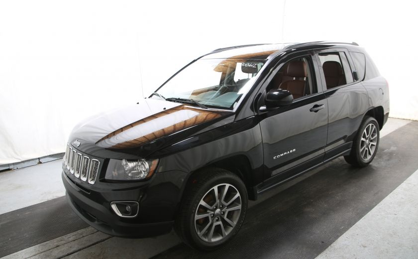 2015 Jeep Compass Limited AUTO CUIR MAGS #2