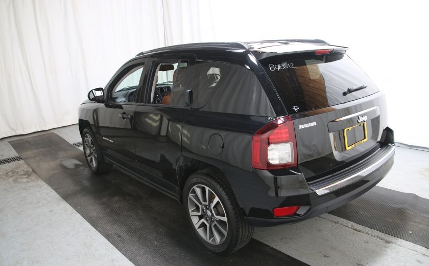 2015 Jeep Compass Limited AUTO CUIR MAGS #3
