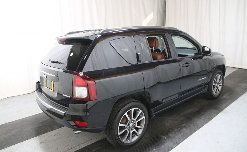 2015 Jeep Compass Limited AUTO CUIR MAGS #5