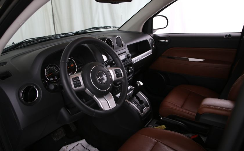 2015 Jeep Compass Limited AUTO CUIR MAGS #7