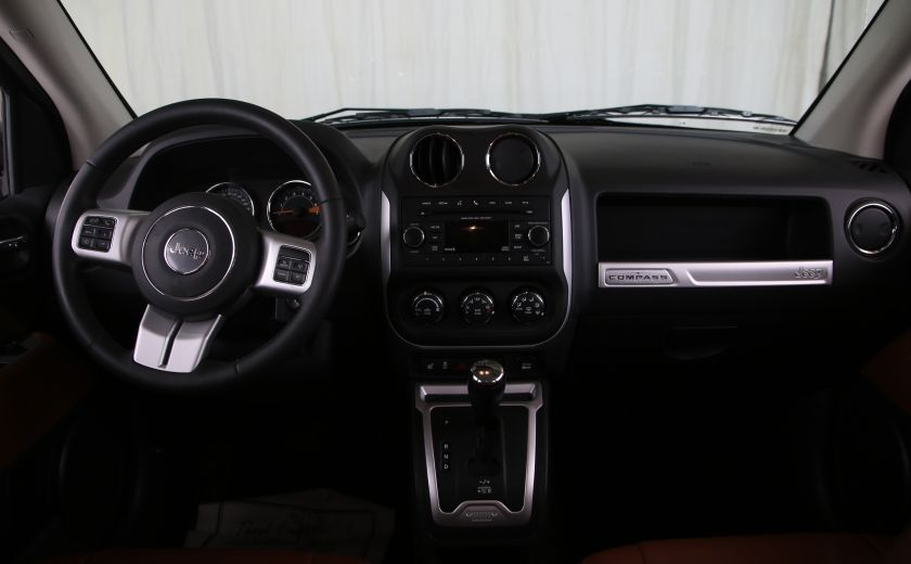 2015 Jeep Compass Limited AUTO CUIR MAGS #9