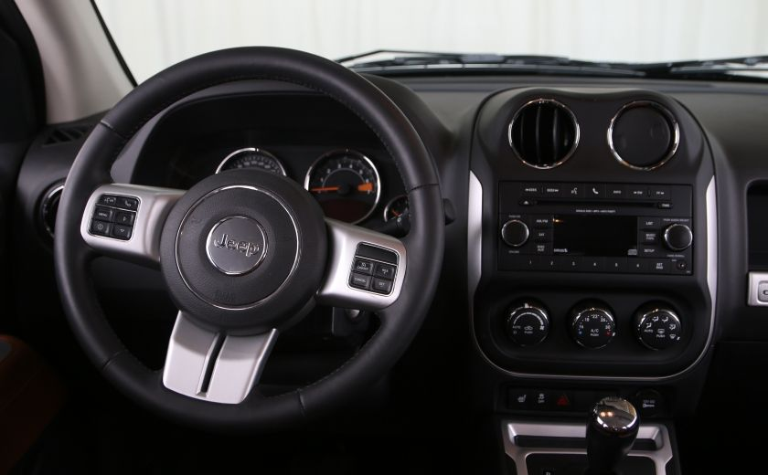 2015 Jeep Compass Limited AUTO CUIR MAGS #10