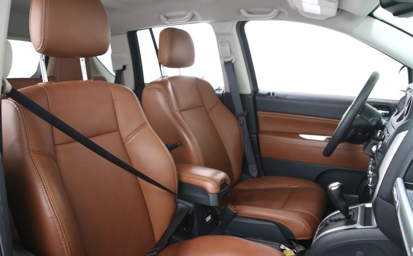 2015 Jeep Compass Limited AUTO CUIR MAGS #20