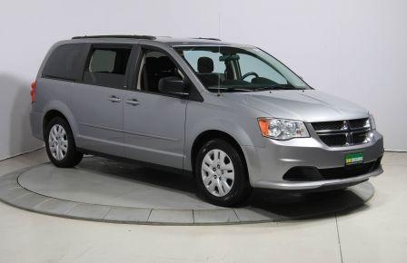 2014 Dodge GR Caravan SXT STOW'N GO A/C GR ELECT #0