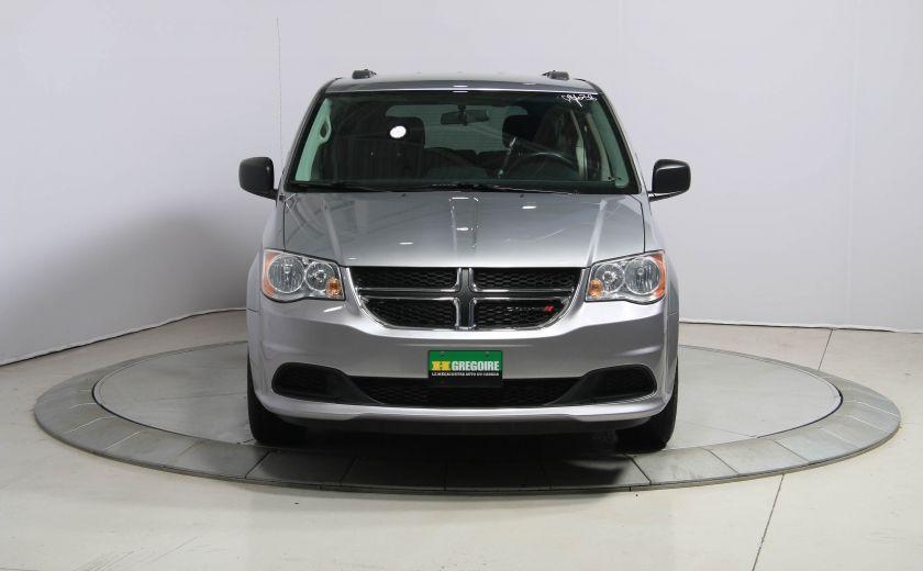 2014 Dodge GR Caravan SXT STOW'N GO A/C GR ELECT #1