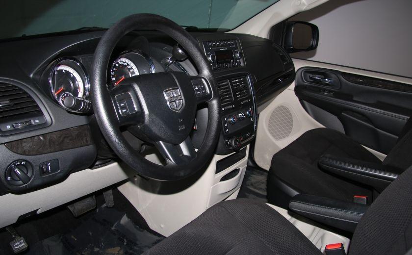 2014 Dodge GR Caravan SXT STOW'N GO A/C GR ELECT #8