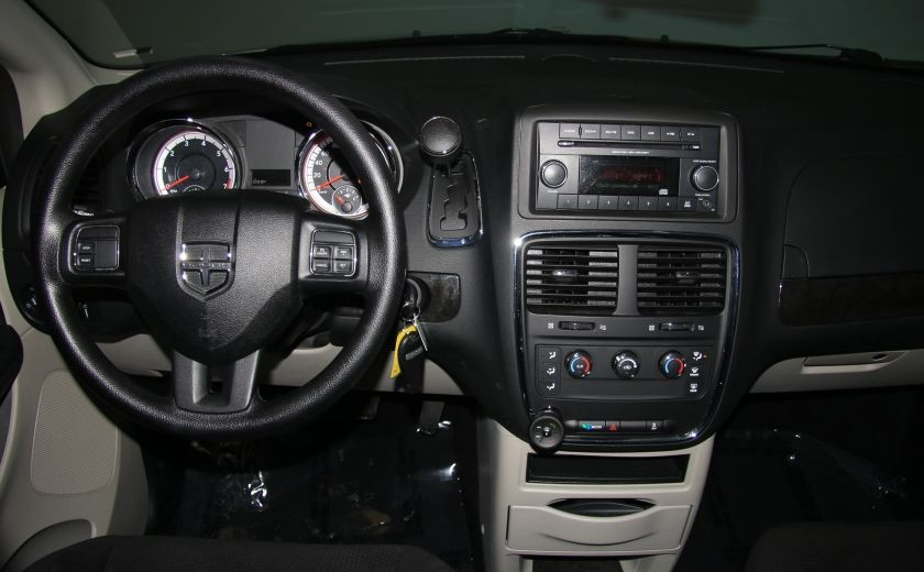 2014 Dodge GR Caravan SXT STOW'N GO A/C GR ELECT #12