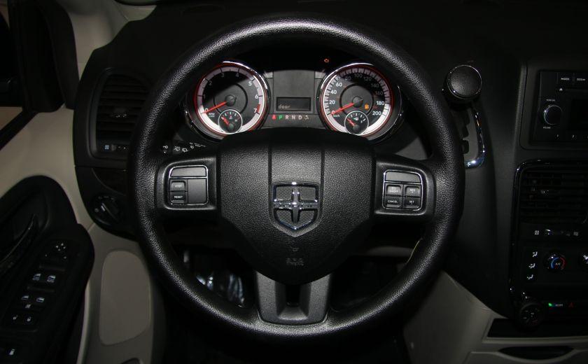 2014 Dodge GR Caravan SXT STOW'N GO A/C GR ELECT #13
