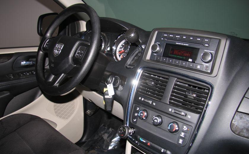 2014 Dodge GR Caravan SXT STOW'N GO A/C GR ELECT #24