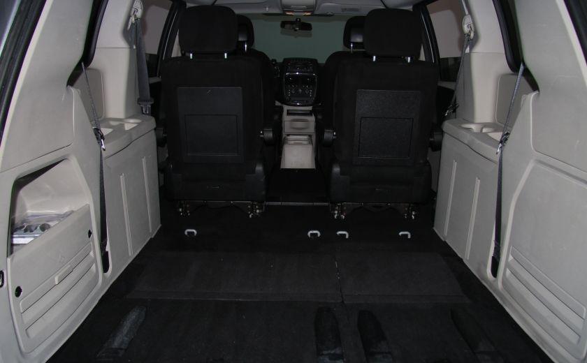 2014 Dodge GR Caravan SXT STOW'N GO A/C GR ELECT #31