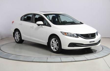 2014 Honda Civic EX A/C GR ELECT TOIT MAGS CAM.RECUL BLUETOOTH #0