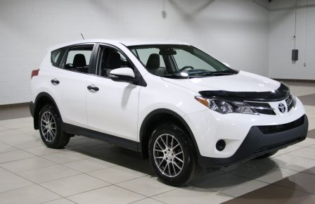 2013 Toyota Rav 4 LE MAGS BLUETOOTH A/C GR ELECT #0